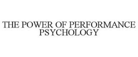 THE POWER OF PERFORMANCE PSYCHOLOGY
