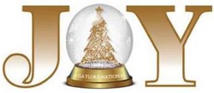 JOY AT GAYLORD NATIONAL