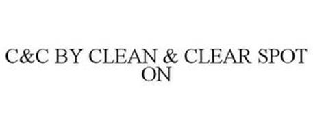 C&C BY CLEAN & CLEAR SPOT ON