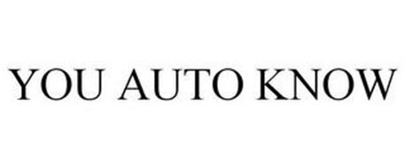 YOU AUTO KNOW