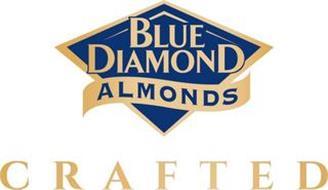 BLUE DIAMOND ALMONDS CRAFTED