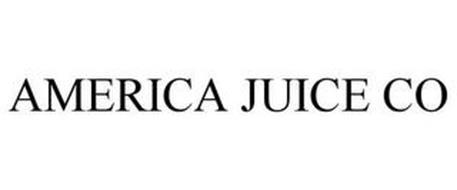 AMERICA JUICE CO