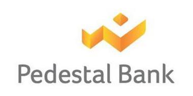 P PEDESTAL BANK