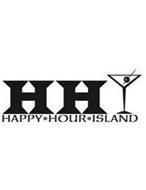 HHI HAPPY · HOUR · ISLAND