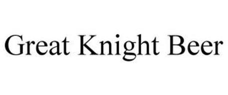 GREAT KNIGHT BEER