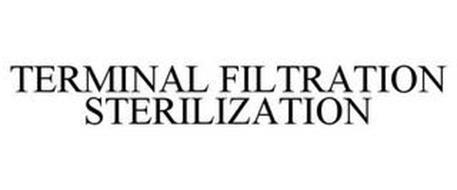 TERMINAL FILTRATION STERILIZATION
