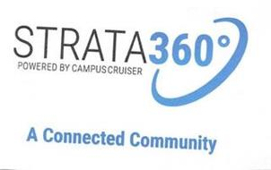 STRATA360º POWERED BY CAMPUSCRUISER A CONNECTED COMMUNITY