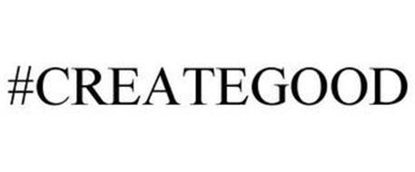 #CREATEGOOD