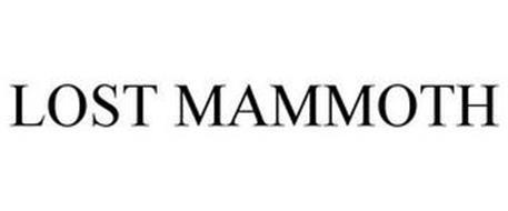 LOST MAMMOTH