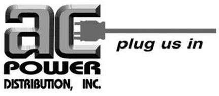 AC POWER DISTRIBUTION, INC. PLUG US IN