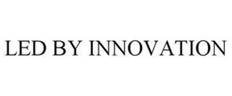 LED BY INNOVATION