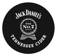 JACK DANIEL'S OLD NO. 7 BRAND TENNESSEECIDER