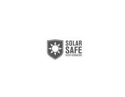 SOLAR SAFE FILTER TECHNOLOGY