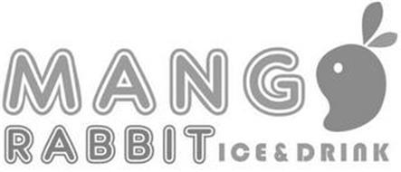 MANGO RABBIT ICE & DRINK