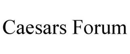 CAESARS FORUM