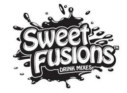 SWEET FUSIONS DRINK MIXES