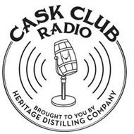 CASK CLUB RADIO BROUGHT TO YOU BY HERITAGE DISTILLING COMPANY