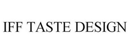 IFF TASTE DESIGN