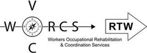 VOC WORCS RTW WORKERS OCCUPATIONAL REHABILITATION & COORDINATION SERVICES