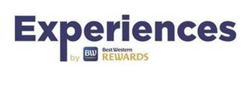 EXPERIENCES BY BW BEST WESTERN REWARDS