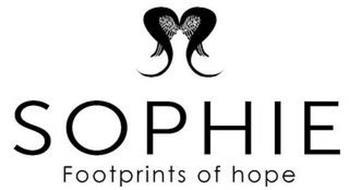 SOPHIE FOOTPRINTS OF HOPE