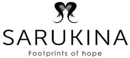 SARUKINA FOOTPRINTS OF HOPE