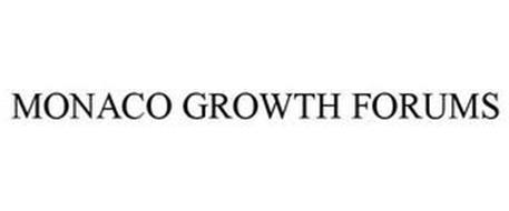 MONACO GROWTH FORUMS
