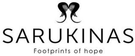 SARUKINAS FOOTPRINTS OF HOPE