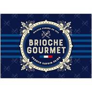 BRIOCHE GOURMET MAISON FONDEE EN 1997 BG FRENCH SAVOIR-FAIRE