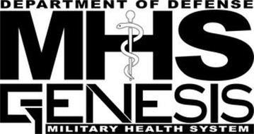 DEPARTMENT OF DEFENSE MHS GENESIS MILITARY HEALTH SYSTEM
