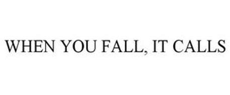 WHEN YOU FALL, IT CALLS