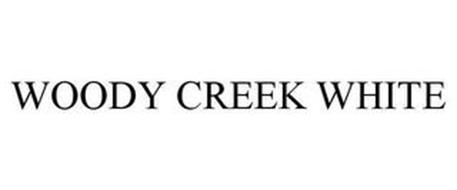 WOODY CREEK WHITE
