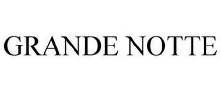 GRANDE NOTTE