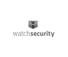 WS WATCHSECURITY