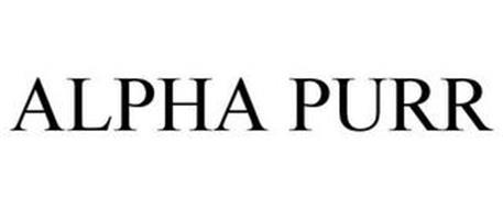 ALPHA PURR