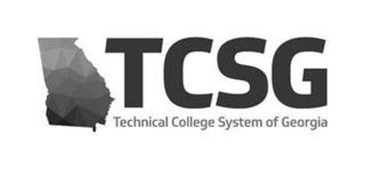 TCSG TECHNICAL COLLEGE SYSTEM OF GEORGIA
