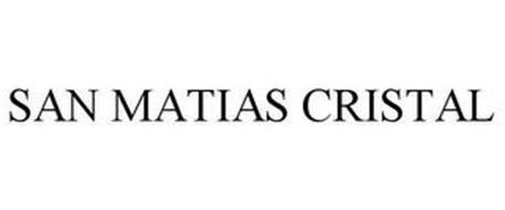 SAN MATIAS CRISTAL