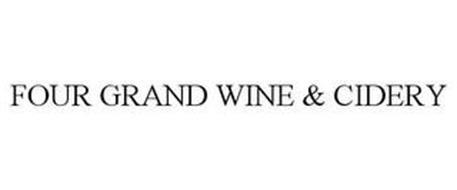 FOUR GRAND WINE & CIDERY