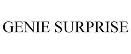 GENIE SURPRISE