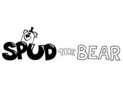 SPUD THE BEAR