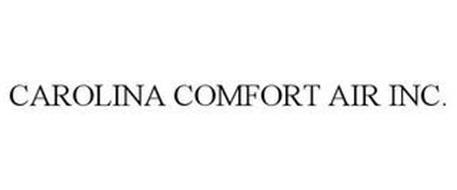 CAROLINA COMFORT AIR INC.
