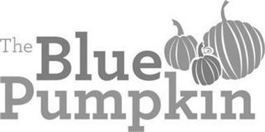 THE BLUE PUMPKIN