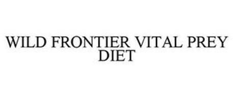 WILD FRONTIER VITAL PREY DIET