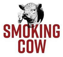 SMOKING COW