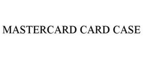 MASTERCARD CARD CASE