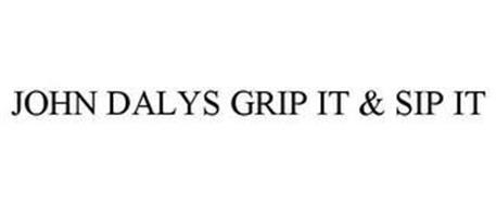JOHN DALYS GRIP IT & SIP IT