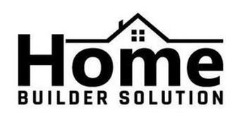 HOME BUILDER SOLUTION