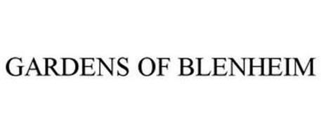 GARDENS OF BLENHEIM