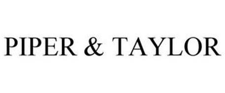PIPER & TAYLOR
