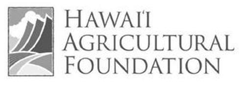 HAWAII AGRICULTURAL FOUNDATION